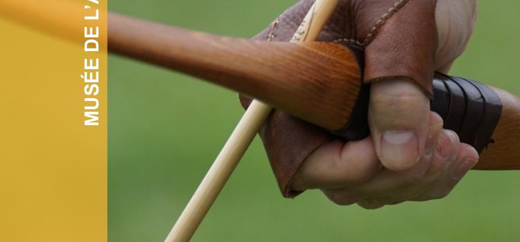 Forum des facteurs d'arcs et de flèches au Musée de l'archerie et du Valois