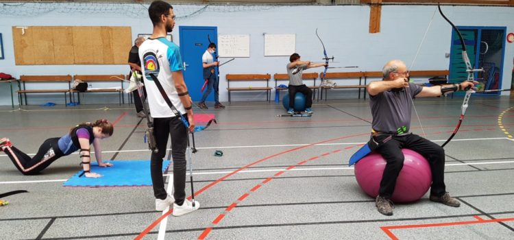 Découverte Fit'Archery pour les débutants