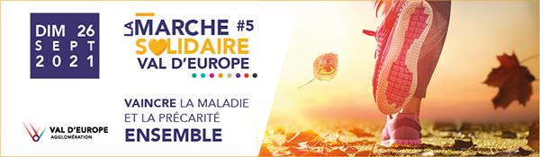 La Marche Solidaire du Val d'Europe